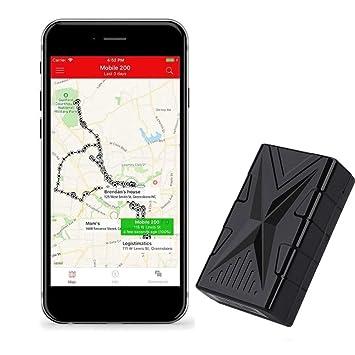 Vehículo Impermeable Rastreador GPS Fuerte Sistema De Anti-pérdida ...