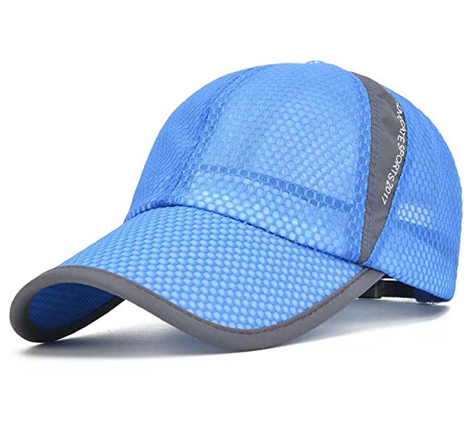 Amazon.com  CRYSULLY Women Men Washed Baseball Cap 3c55314be2