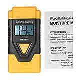 Moisture Meters |Mini 3 in 1 LCD Digital Wood