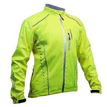 Impsport DryCore - Chaqueta Impermeable para Ciclismo: Amazon.es: Deportes y aire libre