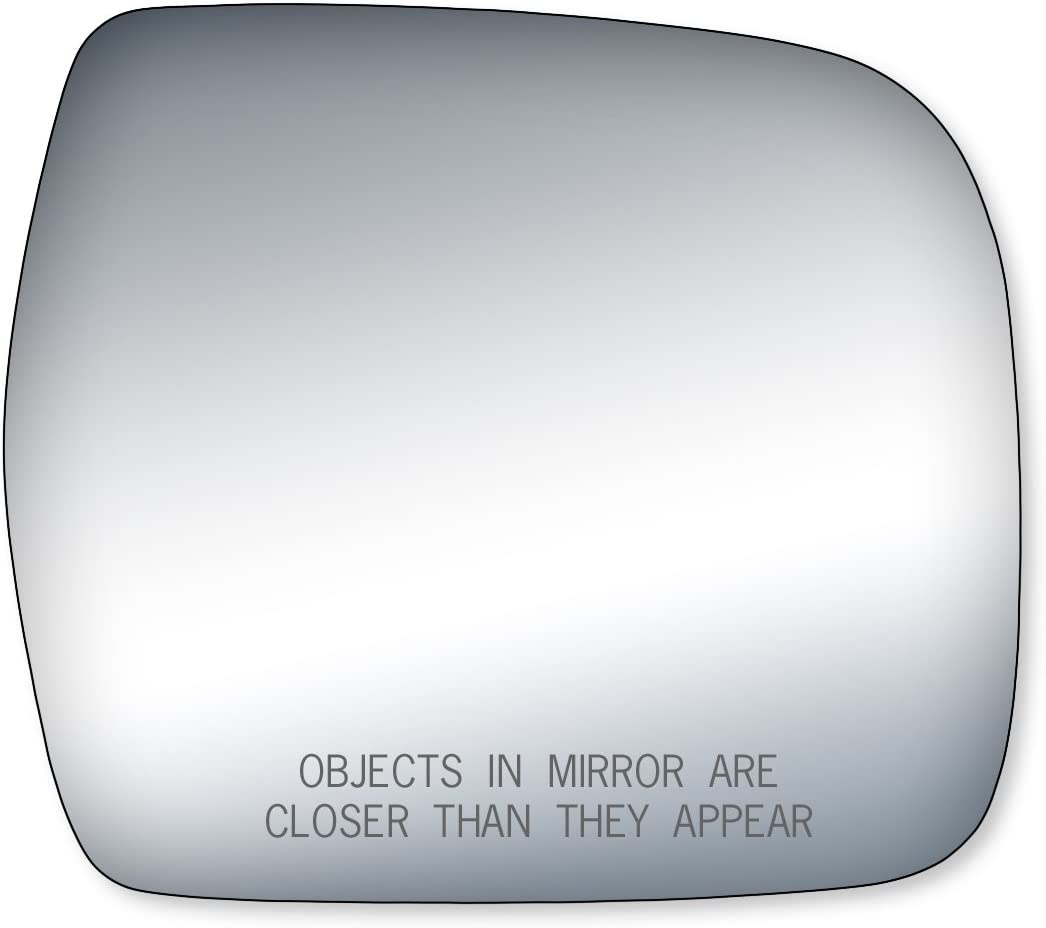 Fits 90-95 Toyota 4Runner 93-98 T100 Left Driver Mirror Glass Lens  Fits Power O