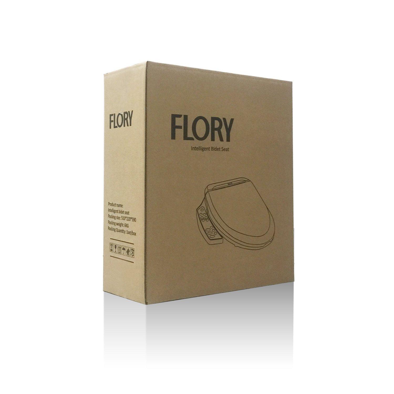 Amazing Flory Eu Electric Intelligent Bidet Toilet Seat Integrated Ibusinesslaw Wood Chair Design Ideas Ibusinesslaworg