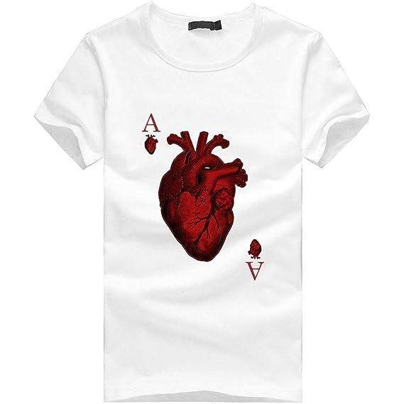 Oyedens Camiseta, Muchachos de los Hombres más Las Camisetas de la impresión del tamaño Ponen