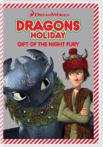 DVD : Dragons: Gift of the Night Fury (Widescreen, Dolby)