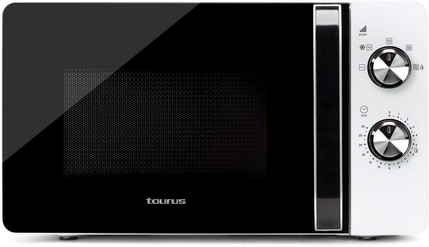 Taurus Fastwave Fused – Microondas digital integrable/encastre con ...