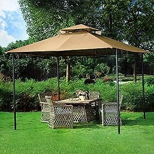 Amazon Com 10 X 10 Grove Patio Canopy Gazebo
