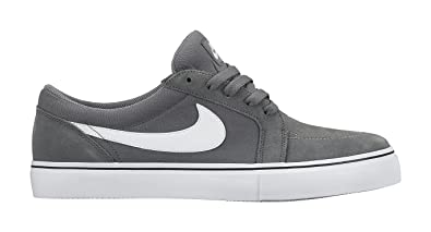 best loved 2e5af 613b2 Nike Herren SB Satire II Skateboardschuhe Grau (Cool GreyWhite-Black 011)