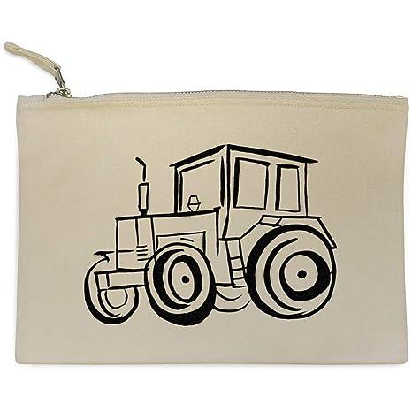 Azeeda Tractor Bolso de Embrague / Accesorios Case (CL00002116)