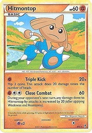 Amazon com: Pokemon - Hitmontop (8/95) - Theme Deck