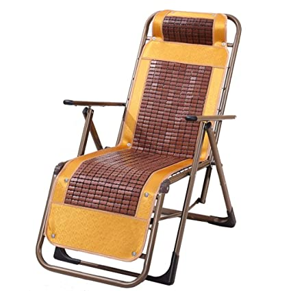 Amazon.com: KHL - Silla reclinable para jardín, exterior ...