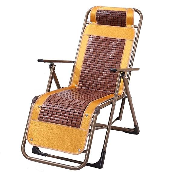 Amazon.com: KHL - Silla reclinable para jardín, exterior ...