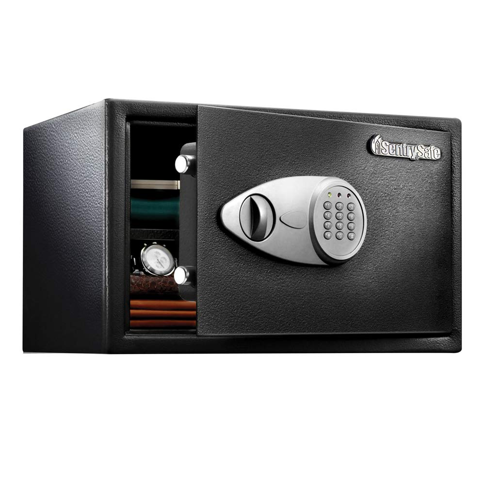 SentrySafe Security Safe, Extra Large Digital Lock Safe, 1.2 Cubic Feet, X125