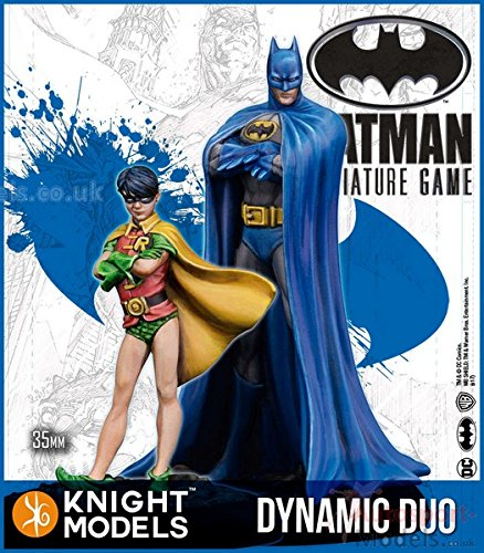 e: Batman & Robin (Dynamic Duo) (Resin) ()