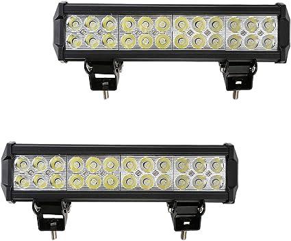 PrimLight 2pcs 72W Luz del Trabajo de LED Proyector de la Barra ...