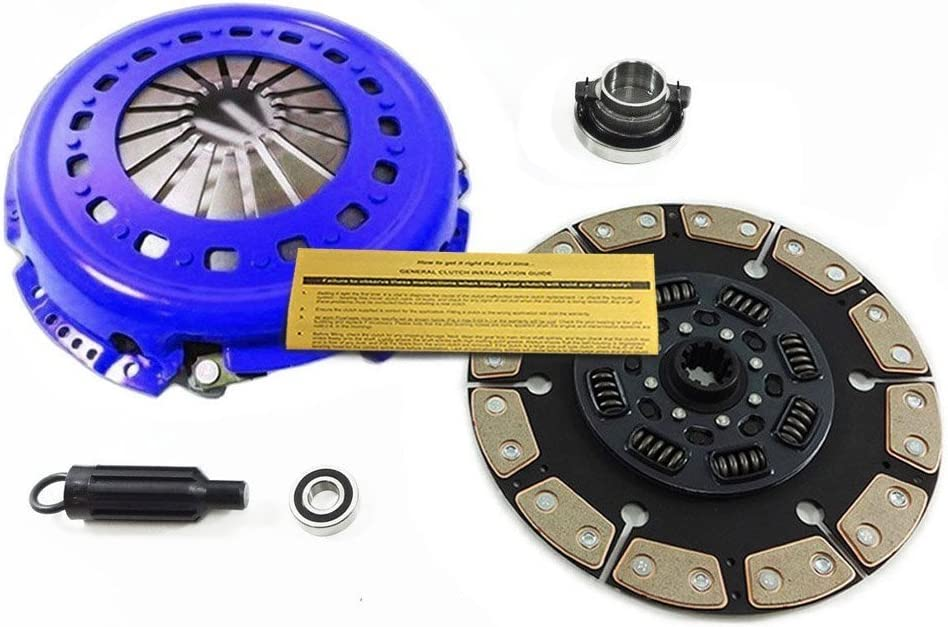 Amazon Com Eft 13 Stage 3 Clutch Kit Works With 05 12 Dodge Ram 2500 3500 5 9 6 7l Cummins Diesel Automotive