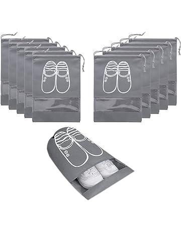 Bolsas para zapatos | Amazon.es