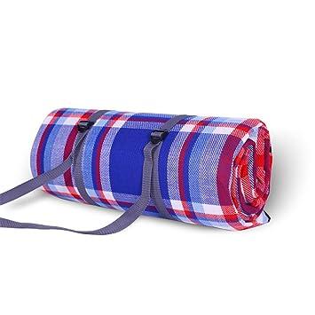 GUJJ Exterior estilo clásico inglés mat, picnic, camping ...
