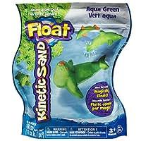 Kinetic Sand Float Reusable Pouch, Aqua Green