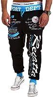 Jeansian Hommes Pantalons Sport Fashion Trending Men Long Pant S376