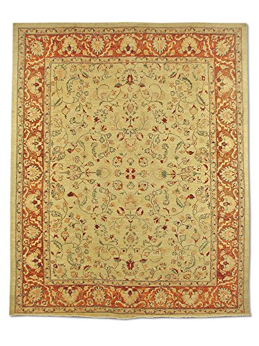 Gold Agra Rectangle Rug - 3