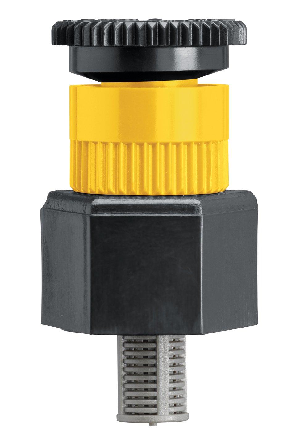 10 Pack - Orbit 4' Radius Adjustable Spray Shrub Sprinkler Head by Orbit