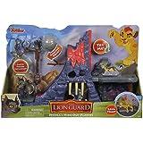 Simba 109312062 - Die Garde der Löwen Spielset Schattenland