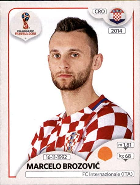 World Cup Aufkleber Russland 2018/Panini 429/Filip KOSTIC Serbien Fu/ßball Aufkleber