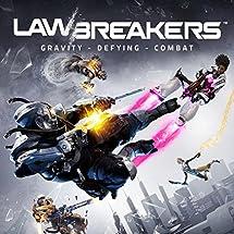 Lawbreakers - PS4 [Digital Code]