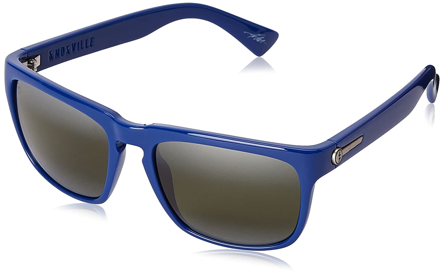 Amazon.com: Electric Knoxville Sunglasses Alpine Blue,54 mm ...
