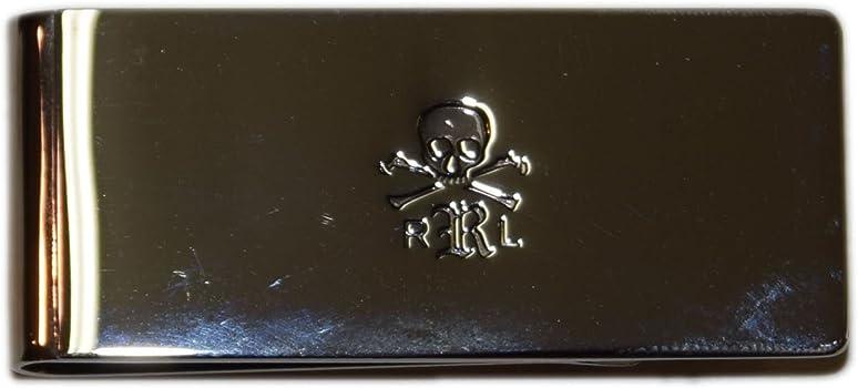 Ralph Lauren Polo Rugby Vintage Metal - Monedero de metal con ...