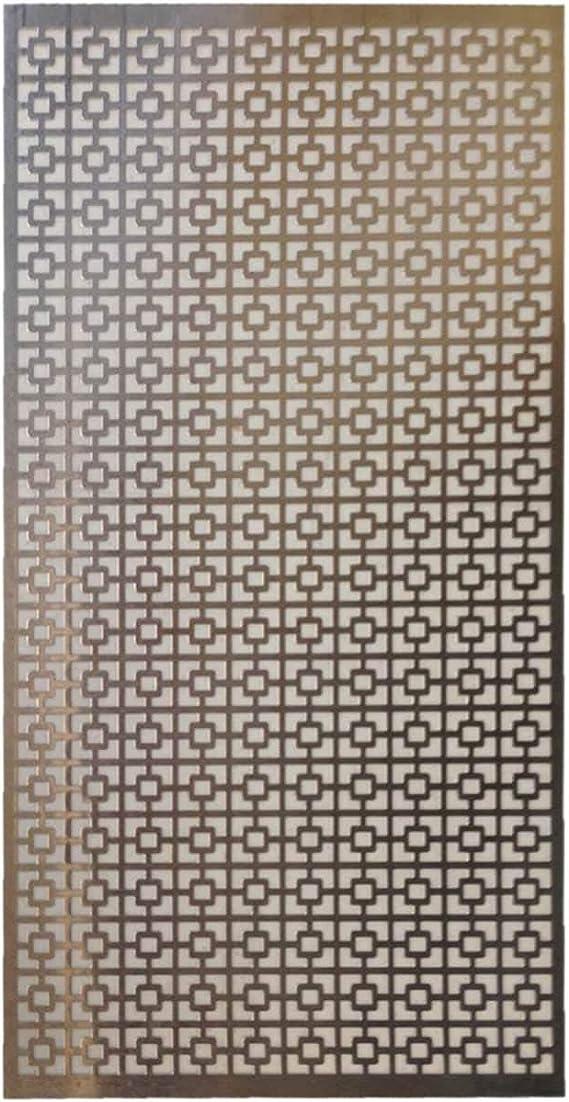 Chain Link M-D Hobby /& Craft 57-540 Aluminum Metal Sheet 12 by 24