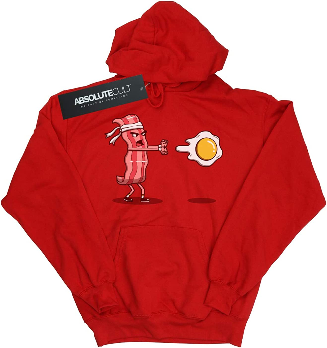 Vincent Trinidad Girls Bacon Fighter Hoodie