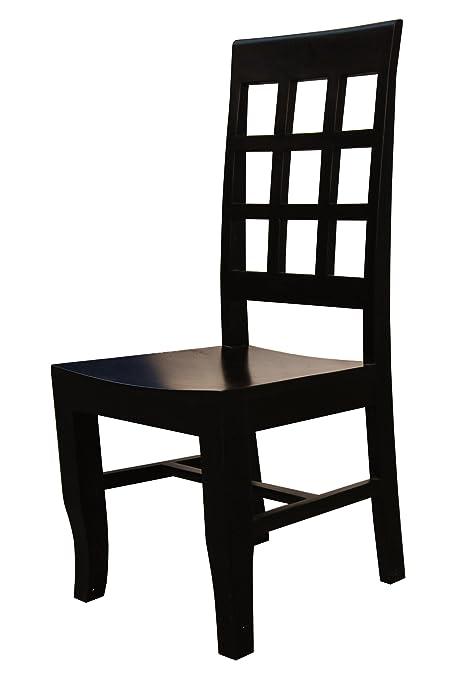 Murliwala Neo Rostov 2-Set Dining Chair (Brown)
