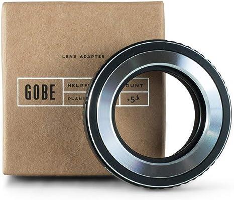 Adattatore di montaggio lente Gobe compatibile con lente a vite M42 e corpo fotocamera Sony E