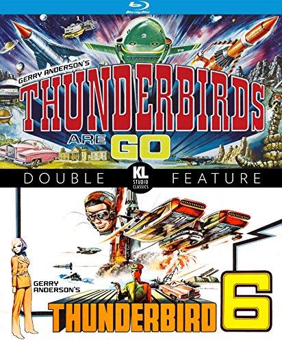 Thunderbird 6/Thunderbirds Are Go! [Blu-ray]