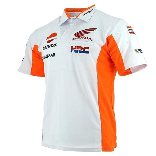 Honda Repsol Moto GP Team blanco Marquez, Pedrosa Polo Camisa ...