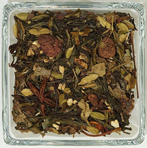 LoveTea Loose Leaf White Tea Ginger Raspberry - 8 Ounces