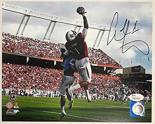 Alshon Jeffery South Carolina Gamecocks Autographed Signed 8x10 Photo JSA Authentic 130870 by Sports Collectibles...