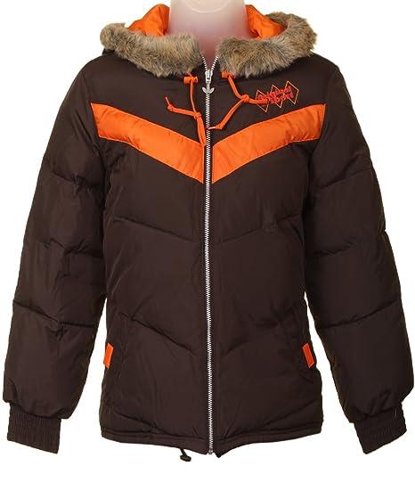 Adidas Originals chaqueta térmica unisex para niños, con ...
