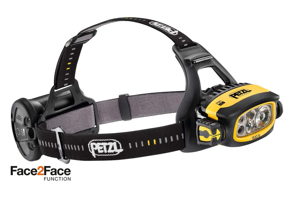 Petzl Duo S Stirnlampe Kopflampe Neu