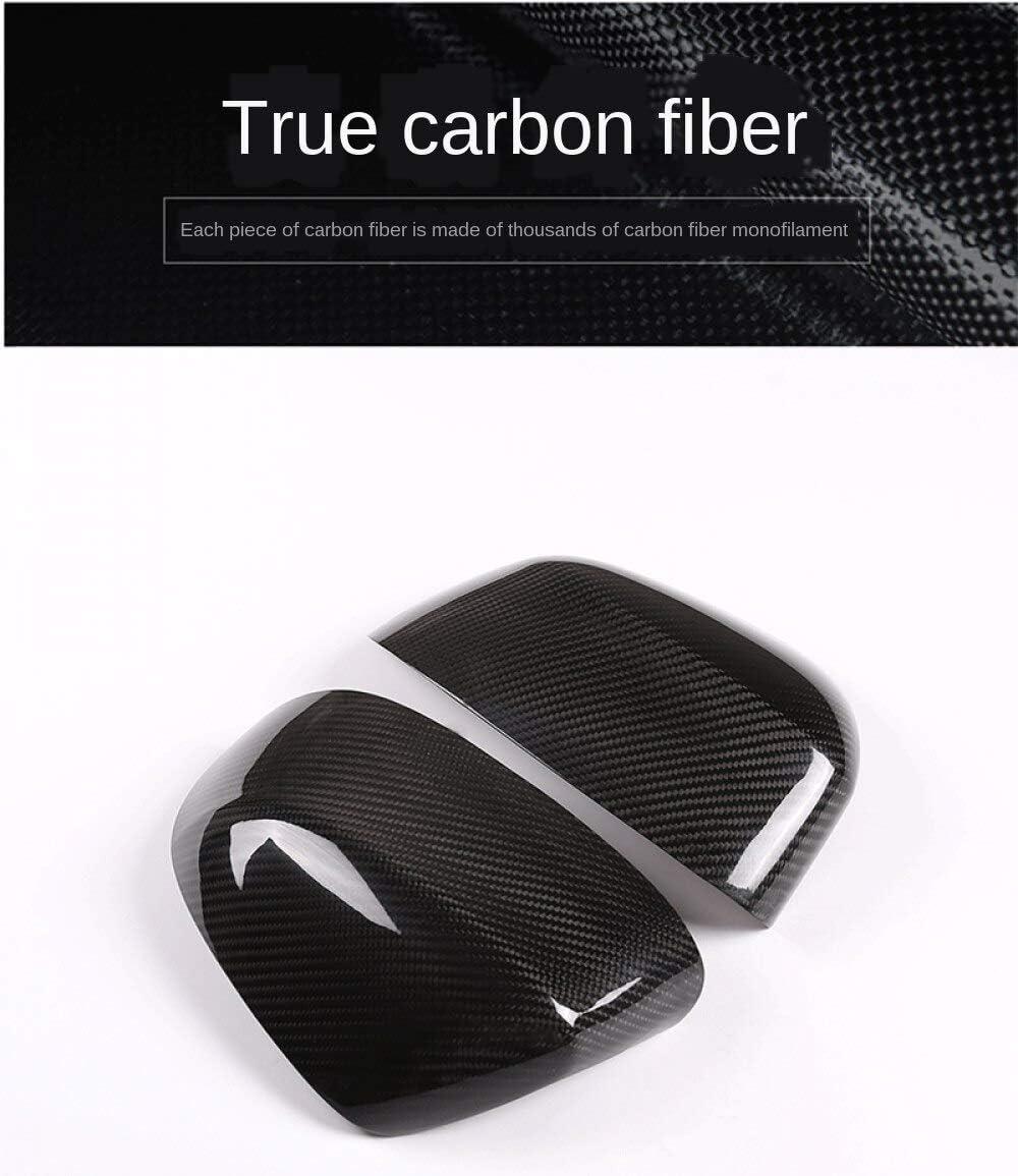 15-19BWM X6 18-19BWM X3 X4 14-19 BMW X7 ytrew car carbon fiber side mirror cover suitable for 14-19 BMW X5