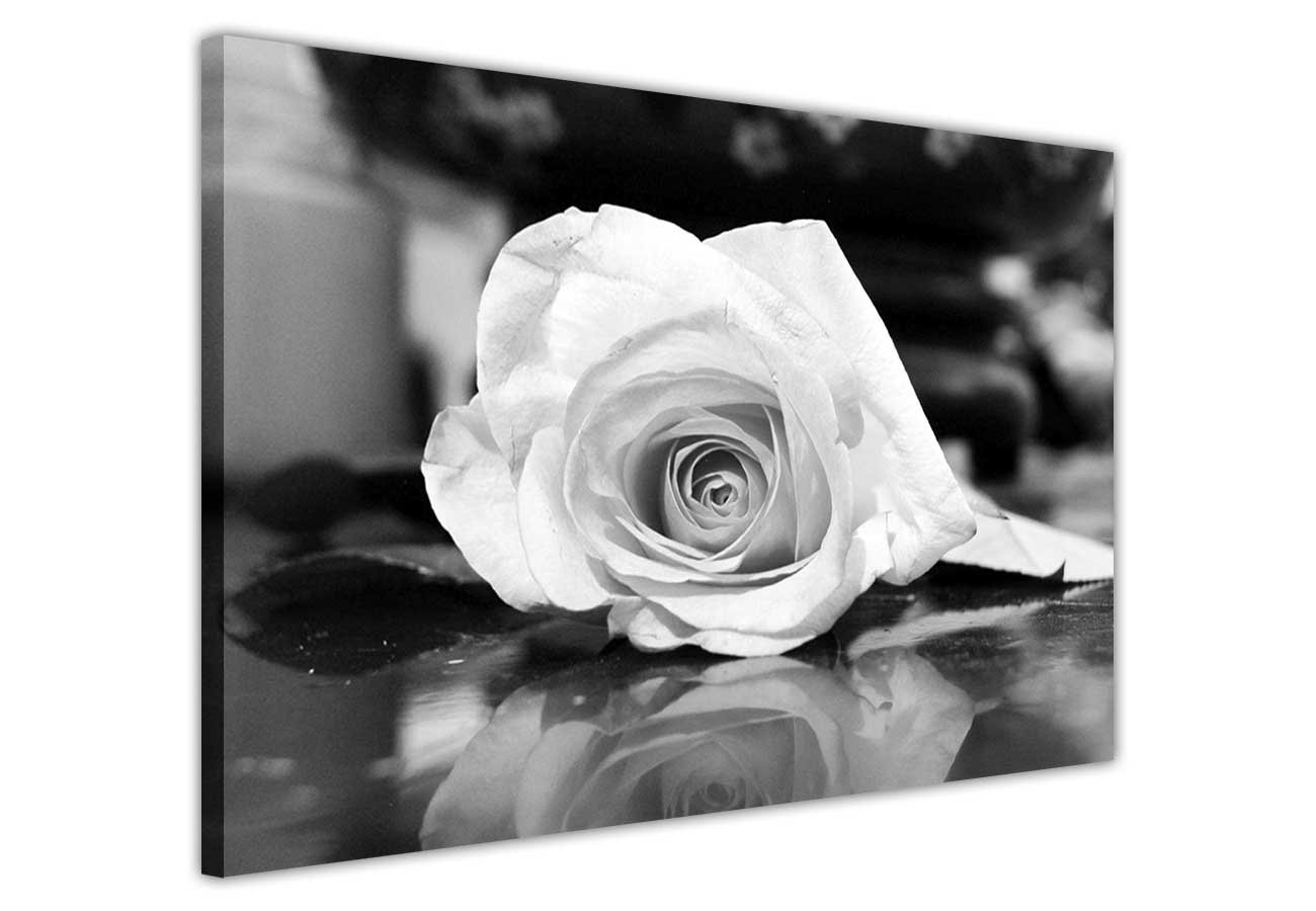 Canvas it up floral canvas wall art prints pictures black and white canvas it up floral canvas wall art prints pictures black and white rose romantic photo printing room decoration photos home dcor amazon kitchen mightylinksfo