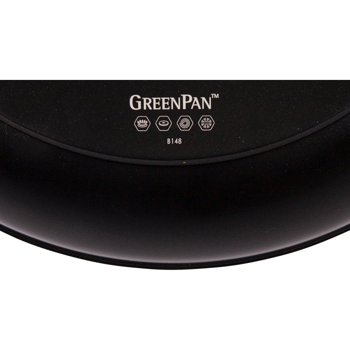 GreenPan Thermolon - Sartén antiadherente de cerámica (20 cm ...