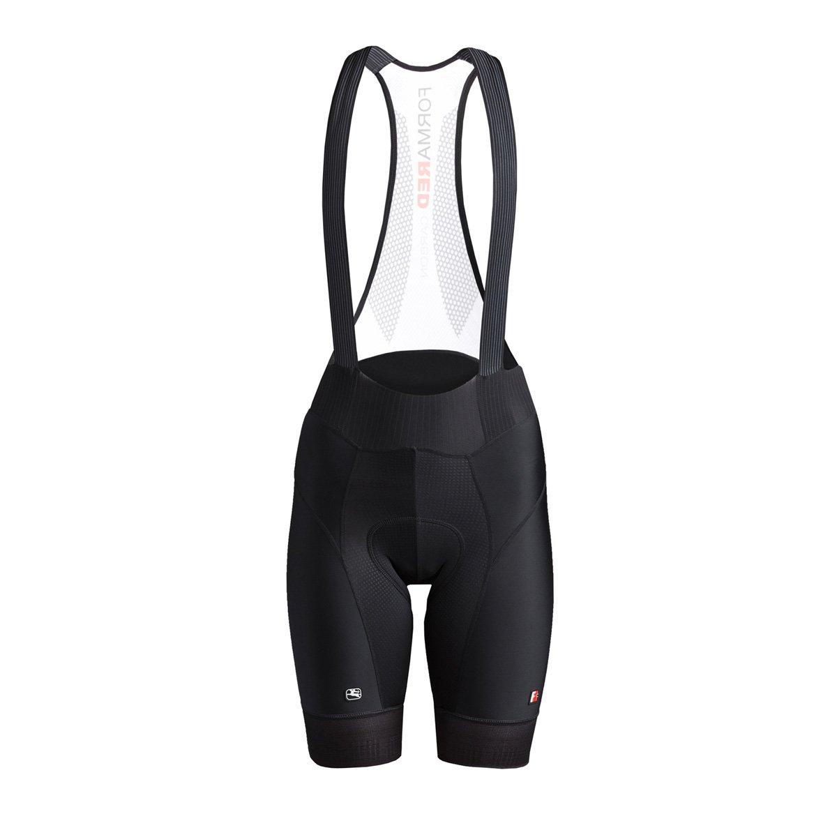 Giordana fr-c Pro Bib Short – Women 's B077GTYKD9  ブラック Small
