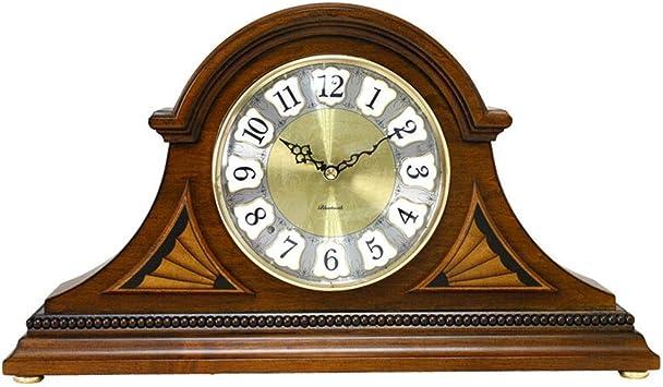 Desktop Tischuhr Vintage Retro Style Dekorative Uhr für Home Office Dekoration
