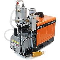 30 MPA 4500 PSI 300 bar elektrische luchtcompressorpomp, elektrische luchtpomp voor banden, ballen, grote en kleine…