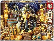 Treasures of Egypt - Educa 1000 Piece Puzzle by Educa