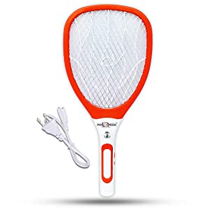 Pick Ur Needs Mosquito Racket/Bat with Torch with Wire Charging (All MODEL'S) (Multi (01))