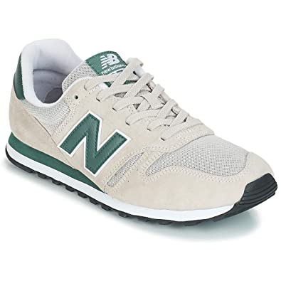new balance homme grise blanche