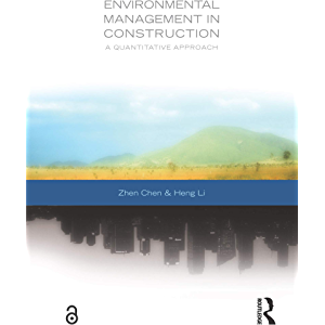 Environmental Management in Construction: A Quantitative Approach